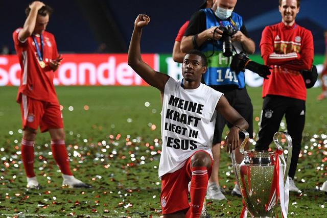 David Alaba deja al Bayern Múnich después de 13 años