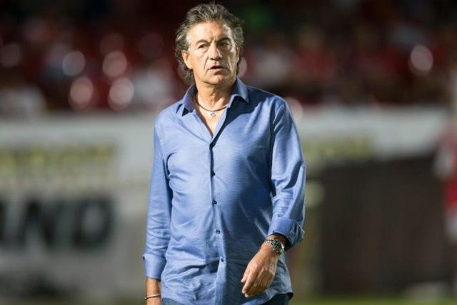 Rubén Romano fue operado tras sufrir un infarto