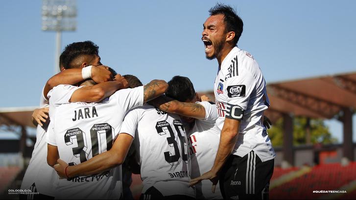 Colo Colo 1-0 U. de Concepción