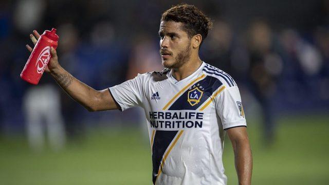Jonathan dos Santos se prepara para una nueva temporada en la MLS