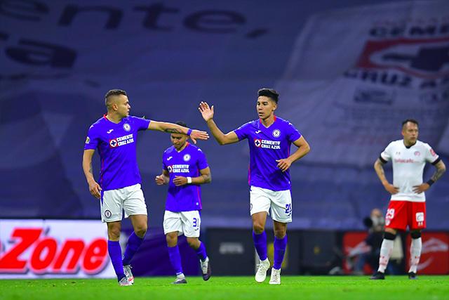 Cruz Azul vence 3-2 a Toluca en la Jornada 7