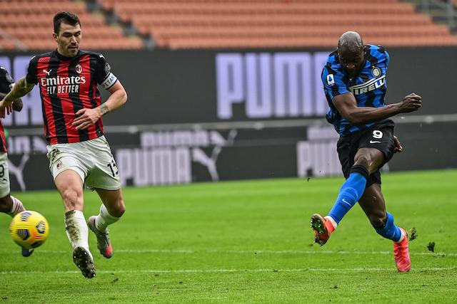 Lukaku fue uno de los héroes en la victoria del Inter