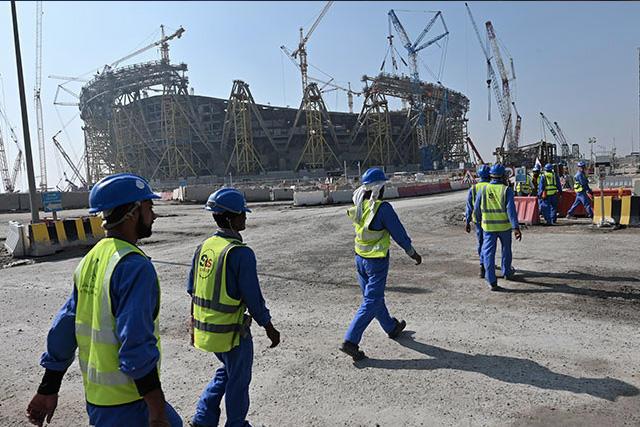 Son 6,751 trabajadores inmigrantes los que han muerto en los preparativos para Qatar 2022