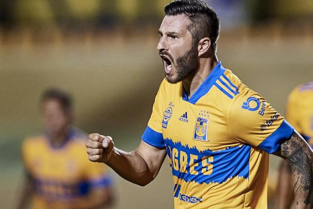 Gignac cumplirá marca histórica con Tigres cuando enfrente a San Luis