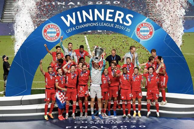 La final de la Champions League podría jugarse en Nueva York