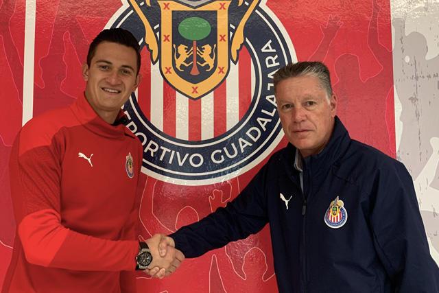 Raúl Gudiño y Ricardo Peláez