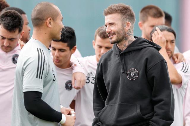 David Beckham asegura que el Inter Miami aspira a tener jugadores como Messi o Cristiano
