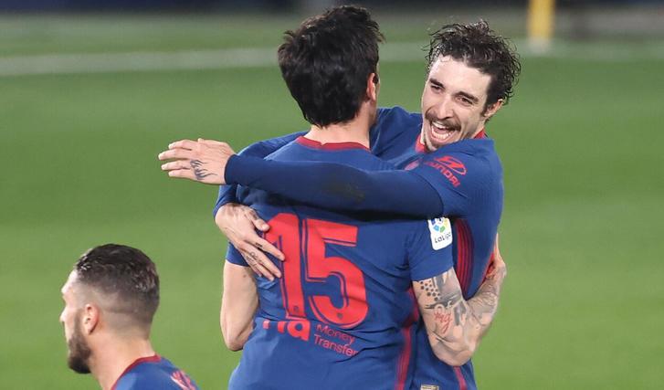 Villarreal 0-2 Atlético de Madrid