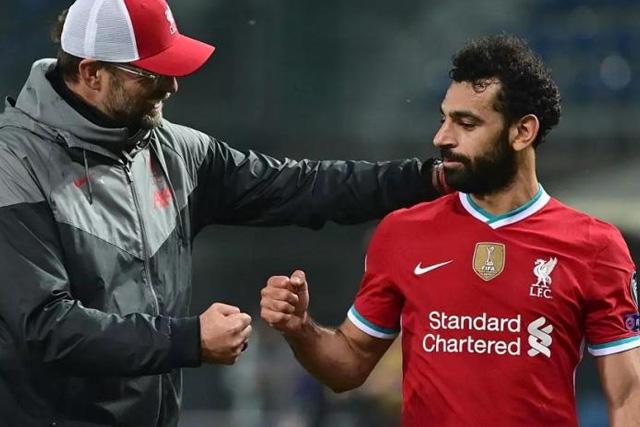 Mohamed Salah está en la mira del Barcelona