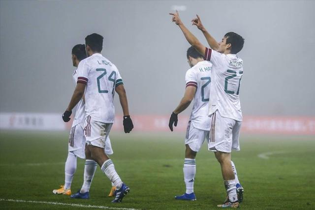 México tendrá sus primeros dos amistosos del año en marzo
