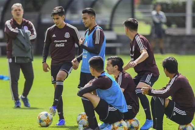 Entre el Tri Sub-24 y el Mayor, México podría jugar hasta 7 partidos en marzo