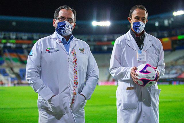 La Liga MX buscará adquirir cinco mil vacunas contra el Covid