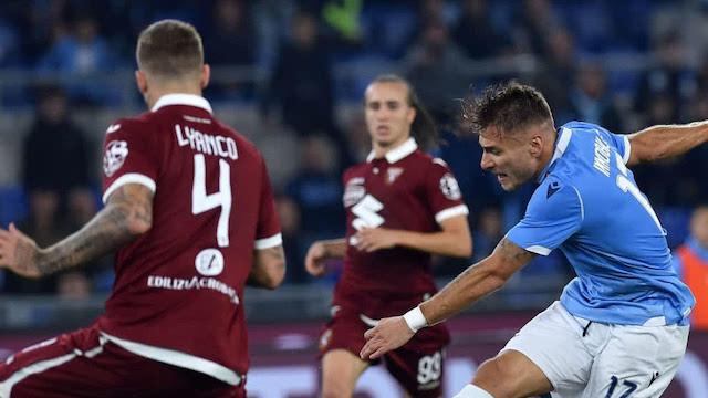 Lazio y Torino tienen programado un partido para el día de hoy, pero el equipo visitante no llegó