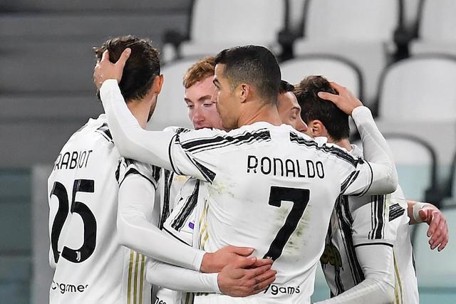 Juventus escala posiciones en la Serie A