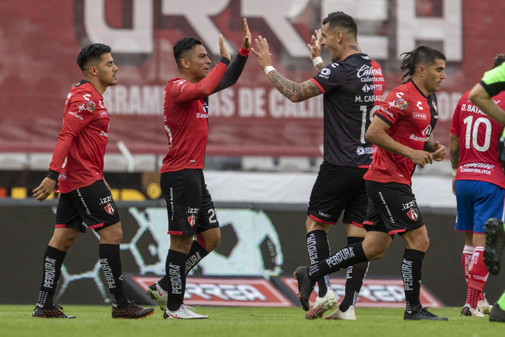 Atlas 3-1 Atlético San Luis