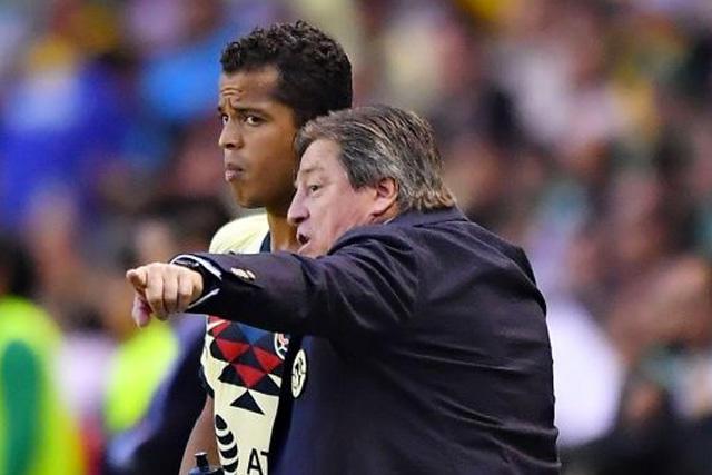 Miguel Herrera reafirma que Gio le pidió su cambio, pero se lo llevaría a Europa
