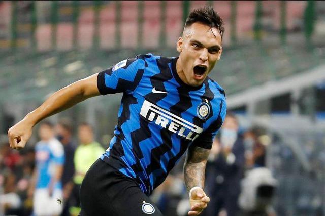 Lautaro Martínez podría llegar al Manchester United por deuda del Inter