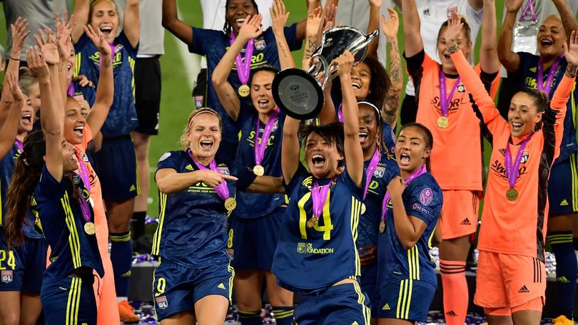 women's champion league