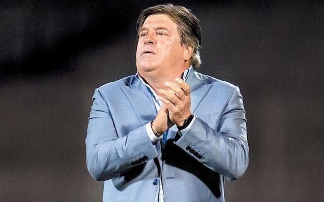 Miguel Herrera dirigió al América durante el Guardianes 2020