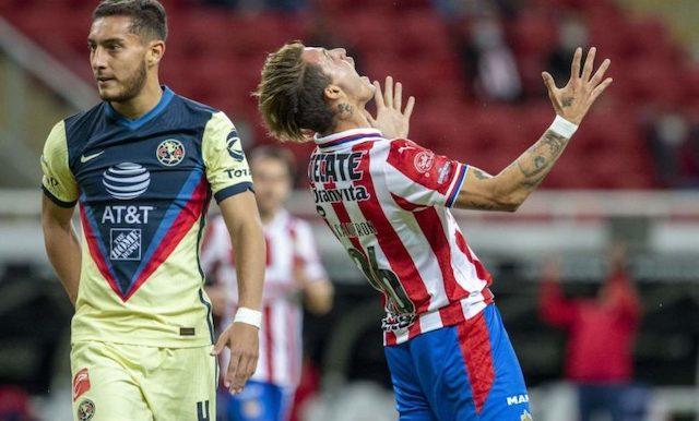 Chivas y América jugarán con aficionados