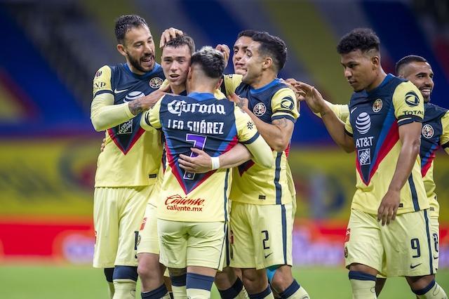 Fede Viñas le dió la victoria al América sobre el León
