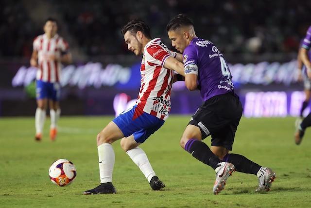 Mazatlán y Chivas reparten puntos