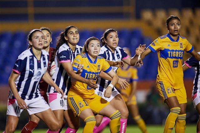 La Liga MX Femenil revela su crecimiento en casi cuatro años