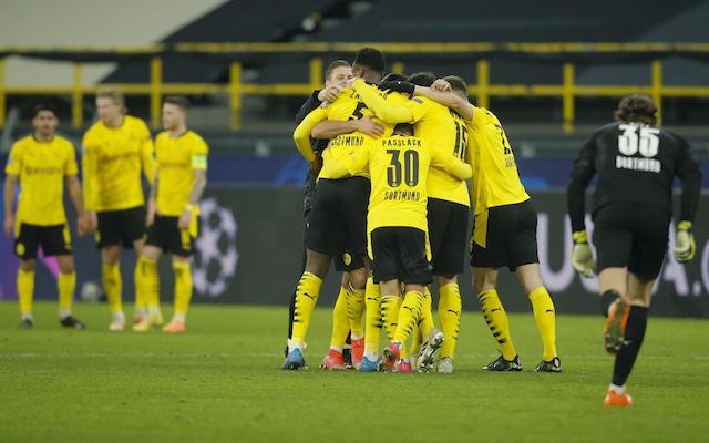 Borussia Dortmund se instala entre los mejores 8 equipos de Europa
