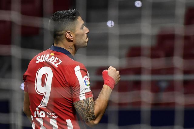 Luis Suárez puso el gol de la victoria