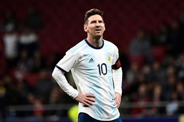 Lionel Messi podría jugar un amistoso con Argentina ante Ecuador