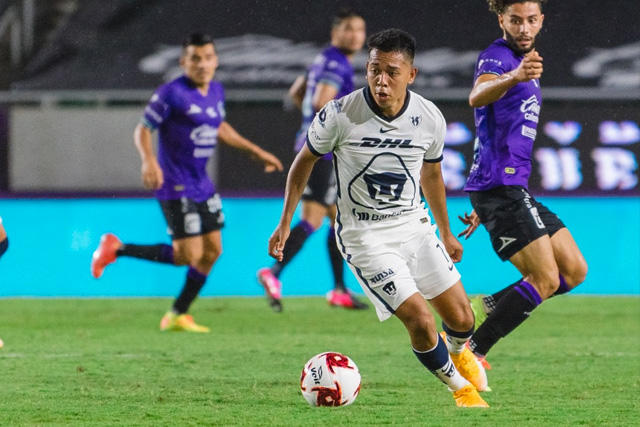 Sebastián Saucedo es uno de los mexicoamericanos que jugarán con Estados Unidos