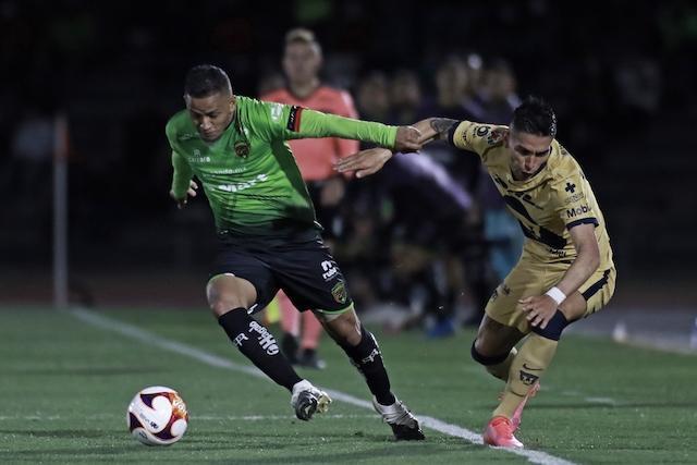 Juárez y Pumas dividieron puntos