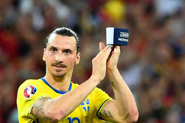 Zlatan Ibrahimovic vuelve con la Selección de Suecia