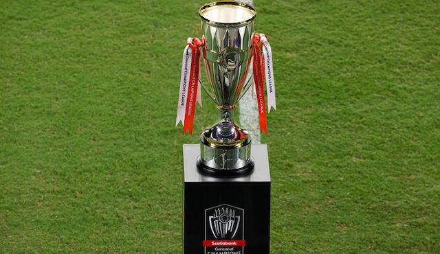 EL trofeo del último certamen de la Concachampions