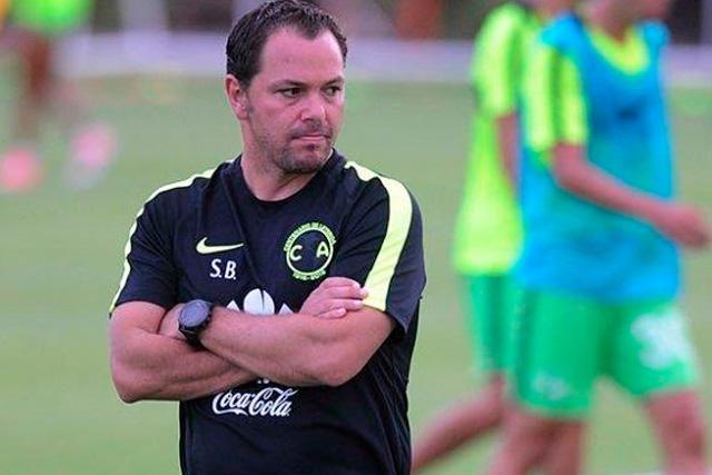Santiago Baños, director deportivo de América