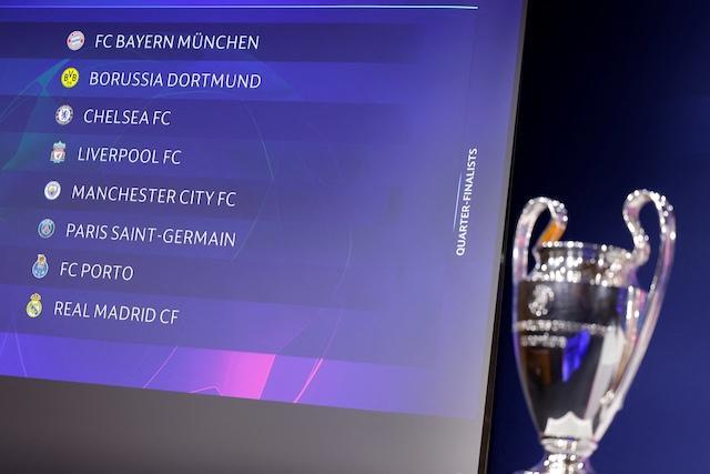 Suiza fue la sede del sorteo de la Champions