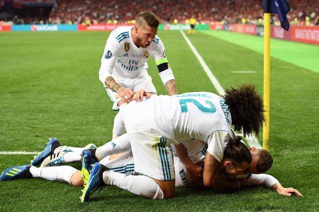 Real Madrid le ganó la final al Liverpool
