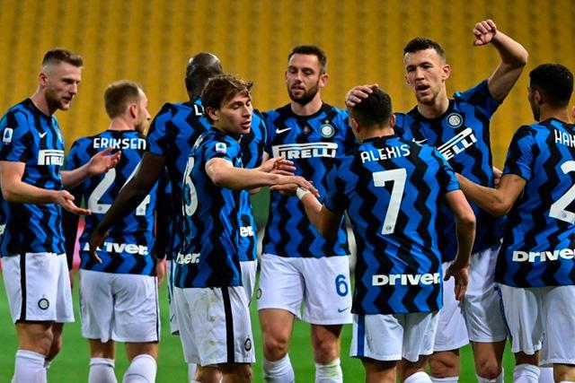 Inter vs Sassuolo suspendido por brote de coronavirus en el equipo de Milan