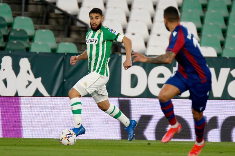 El golazo de Nabil Fekir 'a lo Messi' contra Levante