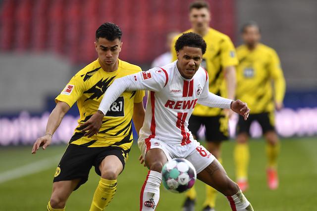 Borussia Dortmund y Colonia dividen unidades