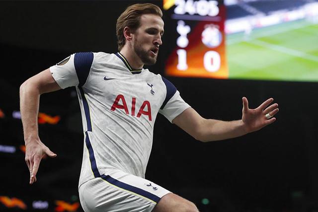 Harry Kane es una nueva opción para el Real Madrid