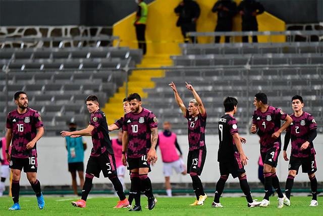 Antuna celebra su gol ante Estados Unidos