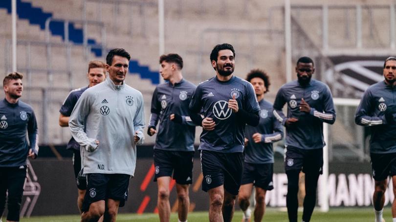 Alemania reporta caso de Covid-19 antes de jugar contra Islandia