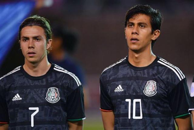 Sebastián Córdova y José Juan Macías