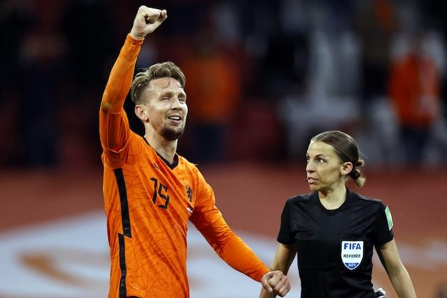 Luke de Jong fue autor del segundo gol
