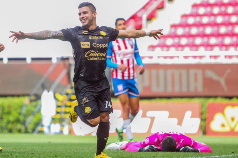 El golazo de Adrián Marín al Tapatío en la Liga de Expansión