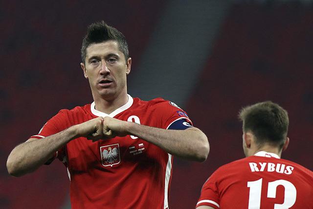 Lewandowski será baja para Polonia y para el Bayern Múnich