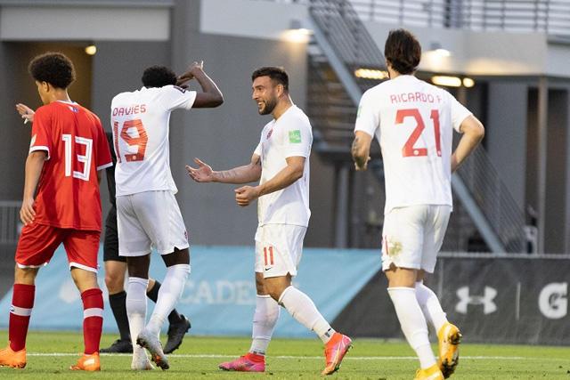 Canadá goleó 11-0 a Islas Caimán