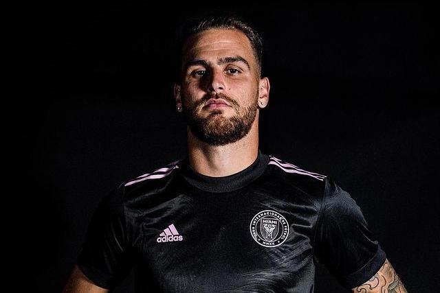 "Inter Miami estrena el uniforme ""La Palma"""