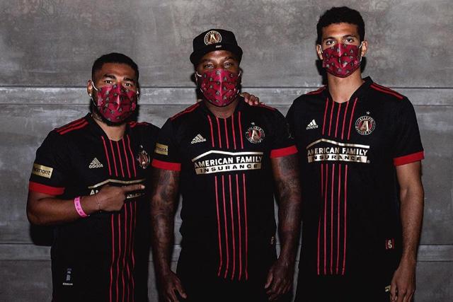 Nuevo uniforme del Atlanta United